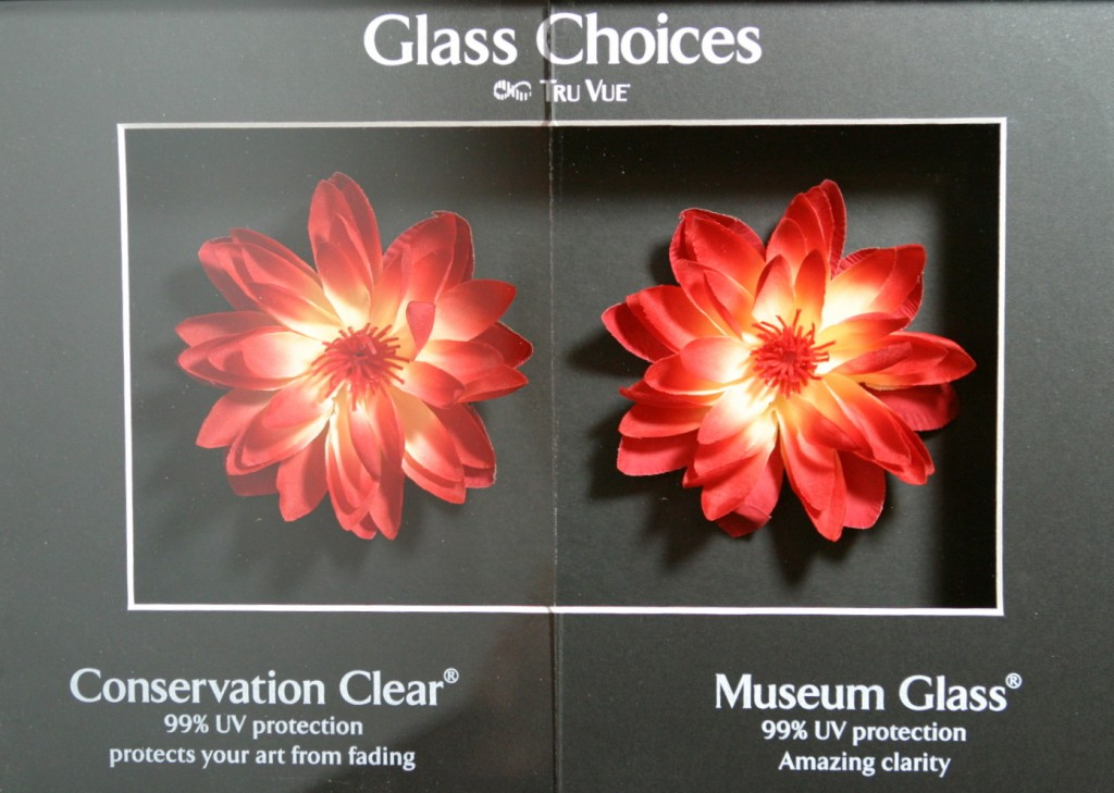 Museum quality glass example