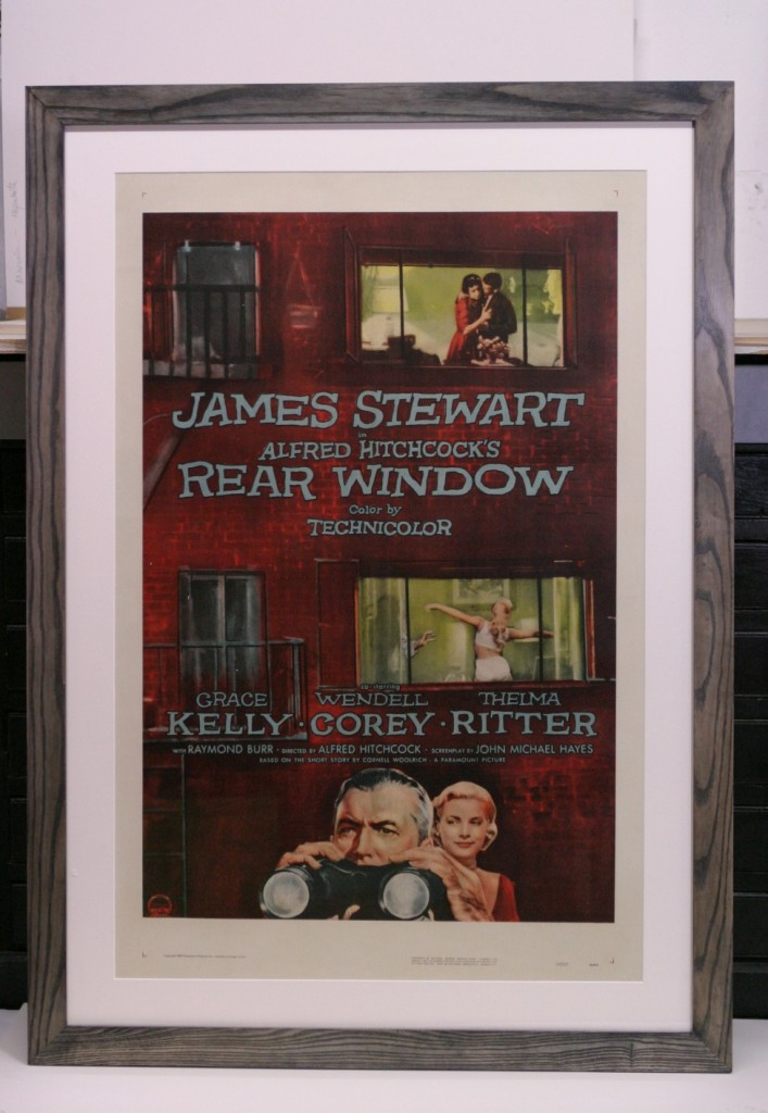 mid 20th century movie posters se1 picture frames